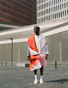 "hautebasics:  Edward Cuming - ""Colour Me In"" Spring/Summer 2015 Photographed by Javier Castan"