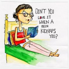 I really, really do. I just want to know why the book always ends up giving me back in the end :-/