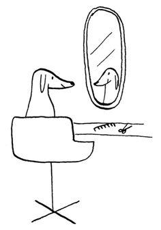 chien-coiffeur