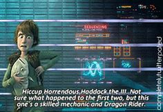 the next Guardians of the Galaxy? #hiccup #marvel #crossover