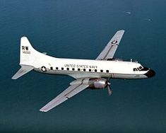22 September 1949 First flight #flighttest of the C-131 Samaritan