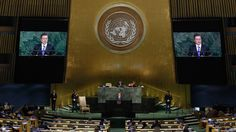 Canadian leader spotlights his own county's injustices at UN