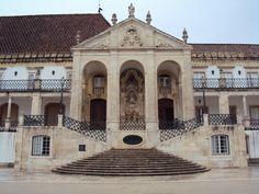 Faculdade de Direito - Coimbra, Portugal