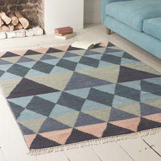 Gorgeous+Patterned+Floor+Rug+|+Sails+|+Loaf