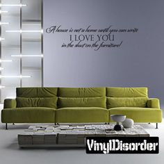 Love Reminds You That Nothing Else Matters Wall Decal Vinyl - Wall decals you can write on