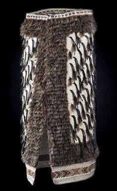 Kakahu Korowai by Dame Rangimarie Hetet Polynesian People, Maori Designs, New Zealand Art, Maori Art, Kiwiana, Weaving Art, Tattoo Machine, Body Tattoos, Cloak