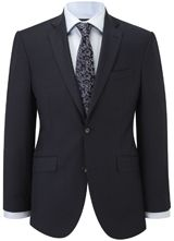 """Contemporary Fit Navy Sharkskin Suit from """"Austin Reed"""", Grab irresistible discounts at Austin Reed using Discount & Voucher Codes."""