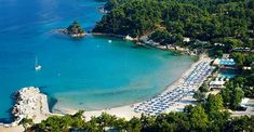 Makryammos Bungalows, Four Star Hotel, Resort Thassos, Amazing Beach, Excellent Food