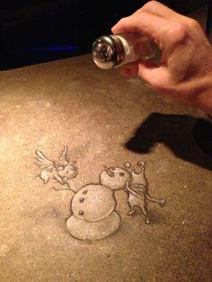 Bar Art Gallery | David Zinn