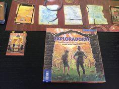 Juego de mesa Exploradores
