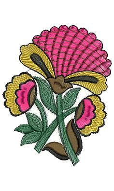 9388 Patch Embroidery Design