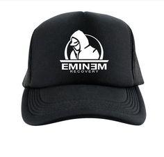 Eminem Recovery trucker cap for men hip hop baseball caps