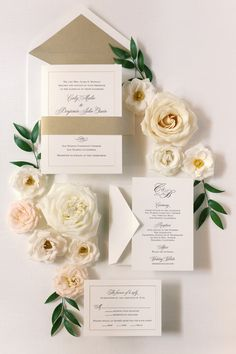 "From the editorial ""A Surprise Hula Dance Is Just One Of The Unique Touches At This Pasadena Wedding."" This bride's personal style is very minimalist and heavy on neutrals, so no one was surprised that she was drawn to white florals with pops of soft blush and greenery. These classic invites are darling!  Photography: @mmmols  #classicweddinginvitation #weddinstationery #nautralweddinginvite #weddinginvitationsuite Original Wedding Invitations, Affordable Wedding Invitations, Wedding Invitation Inspiration, Beautiful Wedding Invitations, Wedding Invitation Suite, Wedding Inspiration, Wedding Ideas, Hula Dance, Dallas Wedding Photographers"