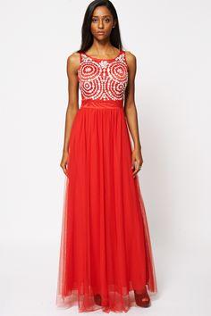 ScottyDirect - Scoop Neckline Evening Dress with Beaded Detail, $69.95 (http://www.scottydirect.com/scoop-neckline-evening-dress-with-beaded-detail/)