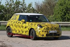 2014 Mini Cooper gets mellow in yellow