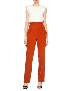 Finders Keepers: High Sea High rise Pants (item view)