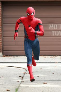 Tom Holland Spiderman Homecoming #marvel #spiderman