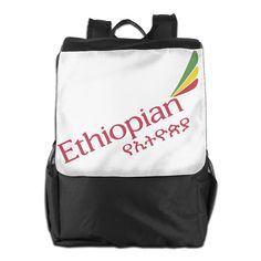 Ethiopian Airlines Logo Emblem Daypack Travel Backpack For Men Women Boy Girl * Quickly view this special outdoor item, click the image : Day backpacks Airline Logo, Day Backpacks, Logo Emblem, Outdoor Survival, Travel Backpack, Boys, Image, Women, Baby Boys