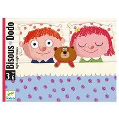 Djeco - Bisous Dodo -cro mignon bisous et chatouilles inside