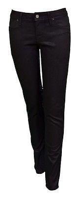 Sinclair Mfgrp Coe The Fixed W156407 Womens Jeans Asphalt Black Size 30 ~