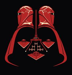 Darth Vader and Imperial stuff, by Steve Thomas
