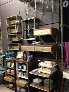 Nordal hyller shelves