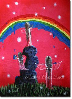 Rainbow Fairies by Shawna Erback