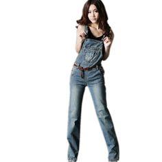 27.44$  Watch now - https://alitems.com/g/1e8d114494b01f4c715516525dc3e8/?i=5&ulp=https%3A%2F%2Fwww.aliexpress.com%2Fitem%2F2014-new-arrival-autumn-denim-bib-pants-female-Bib-pants-female-jeans-overalls%2F1487236329.html - LinsDenim 2016 hot sale overalls for women new arrival autumn denim bib pants female Bib pants female jeans overalls 27.44$