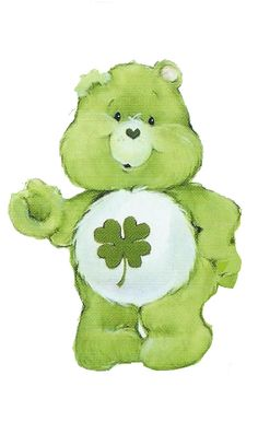Good Luch bear hd from Carebears Uno