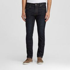 Modern Threads By Well Versed - Men's Skinny Fit Jeans