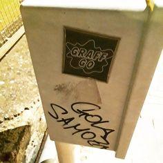 Graff Go | Gola #graffgo #gola #gola_gola #samozagang #smzgng #smzgang #Catania #Sicily #Italy #graffiti #graffitisicilia #graffititag #tagbombing #tagg #tags #taggin #freehand #freestyle #writing #cans #spraycan #can #spraycans #tagging #handstyles #tagbomb #graffititag