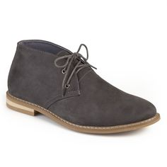 Vance Co. Men's 'Manson' Lace-up High Top Chukka Boots
