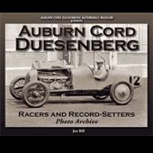 ACD Record Setters Book: Perhaps the best means for an automobile company to establish superiority is to win races and set high-speed endurance records. No one pursued this concept more than the merchants of speed, E.L. Cord, and Fred and Augie Duesenberg. Ride along with some of the era's most talented and daring drivers as Auburns, Cords and Duesenbergs are put through their paces. From the museum's archival collection, an anthology of 120 spectacular photographs of the three marques fill…