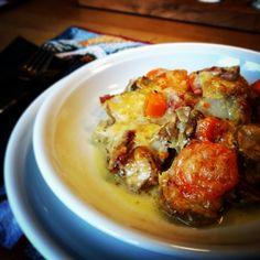 Topinambur-Möhren-Pfanne  #food #foodblog #foodporn #topinambur #möhren #mitliebegekocht
