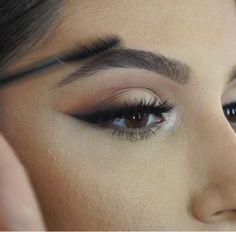 perfect-eyebrows-made-easy-with-semi-permanent-make-up - More Beautiful Me 1 Glam Makeup, Makeup Inspo, Bridal Makeup, Wedding Makeup, Makeup Inspiration, Makeup Cosmetics, Perfect Makeup, Pretty Makeup, Eyebrow Makeup