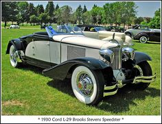 1930 Cord L-29 Speedster by sjb4photos, via Flickr