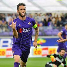Gonzalo #Rodriguez #Fiorentina