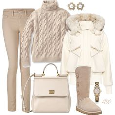Winter White and Neutrals
