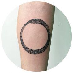ouroboros tattoo1