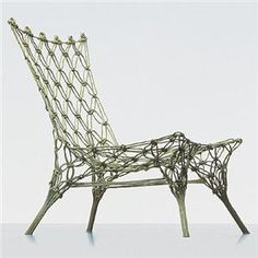 Okay - I do actually like this. I'd be nervous to sit down in it/on it, but I do like the way it looks