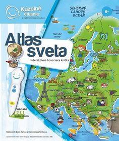 Spoločenské hry: Kúzelné čítanie – kniha Atlas sveta (SK) (Albi). Nakupujte spoločenské hry online vo vašom obľúbenom kníhkupectve Martinus! Panda, Ocean, The Ocean, Pandas, Sea