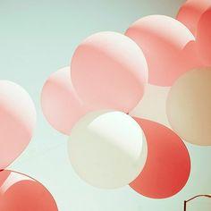 Balloon décor.