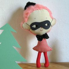dolis y dolos * one-of-a-kind handcrafted dolls: sold