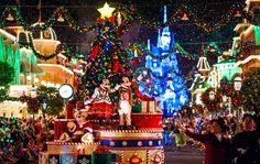 5 motivos pelos quais você precisa passar as festas de fim de ano na Walt Disney World o mais rápido possível - Pop! Pop! Pop!