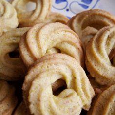 Paste di meliga #italianfood #recipes #cookies