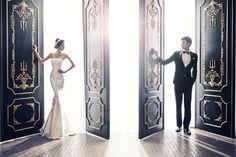 Korea Pre-Wedding Photography in Studio & Dosan Park, Seoul by May Studio on OneThreeOneFour 13