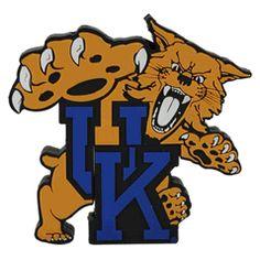 NCAA College University of Kentucky UK Emblem Shaped USB Drive 8GB for data storage  $18.00 #TeamTailgateShop