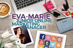 Wir starten mit geballter Frauen-Power in den Frühling. Ab sofort unterstützt uns unsere neue Kollegin Eva-Marie im Online-Marketing. Herzlich willkommen!