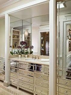 woah.. lots of mirror... like