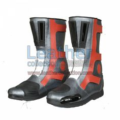 Tourist Leather Race Boots for NOK1,151.90 - https://www.leathercollection.com/en-no/tourist-leather-race-boots.html